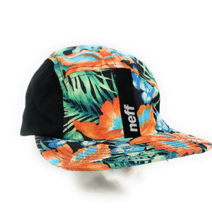 NEFF Headwear Hawaiian 5 Panel hawaiian Shyah Hat